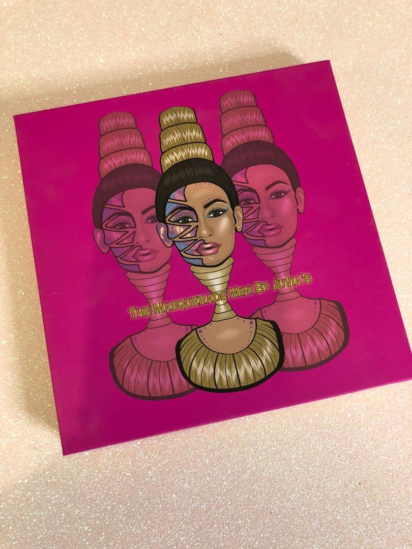 The masquerade mini by Julia's