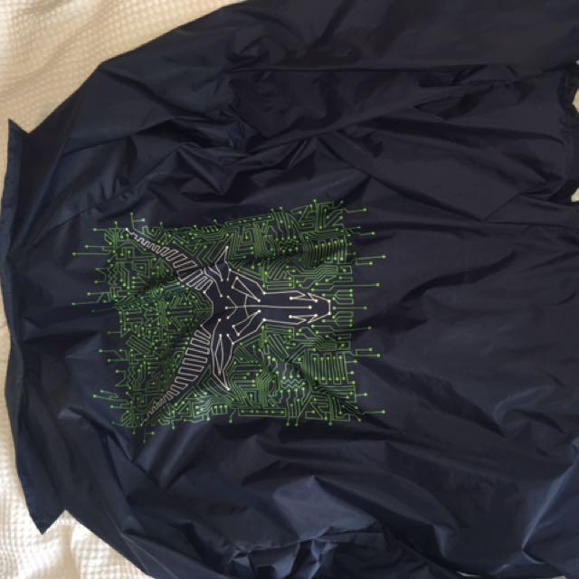 Thrasher streetwear navy jacket size small #streetwearsale