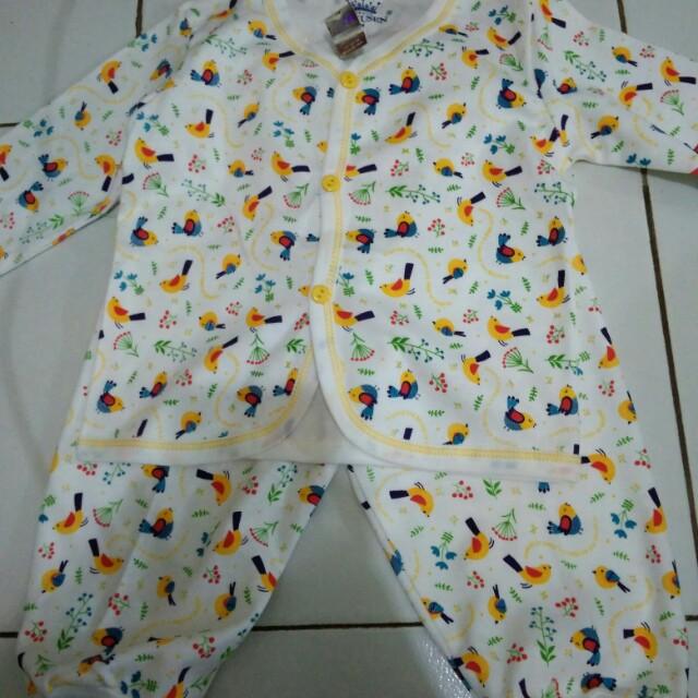 Tokusen piyama baby set