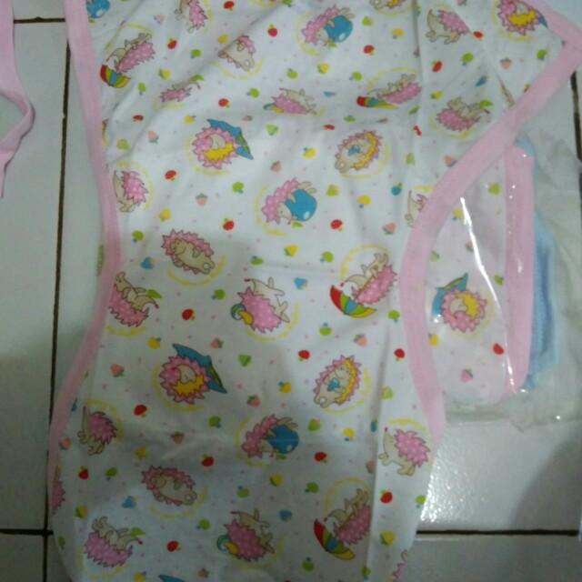 Tokusen popok bayi - cloth diapers
