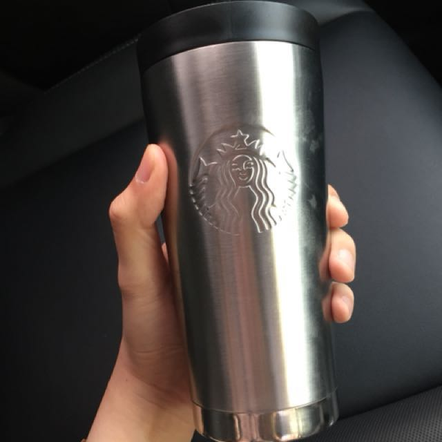 Tumbler STARBUCKS stainless steel