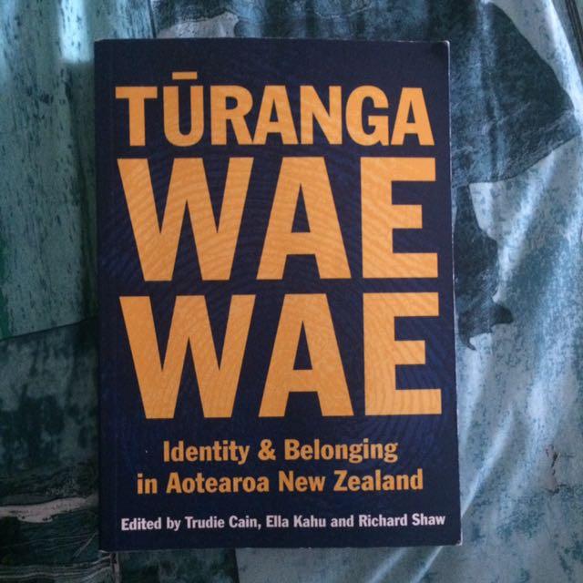 Turangawaewae - Identity and Belonging in NZ