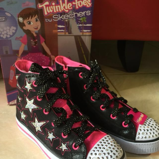 Twinkle Toes by Skechers (I Light Up!)