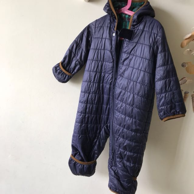 9cfe2ba46 Uniqlo Baby Winter Suit, Babies & Kids, Babies Apparel on Carousell