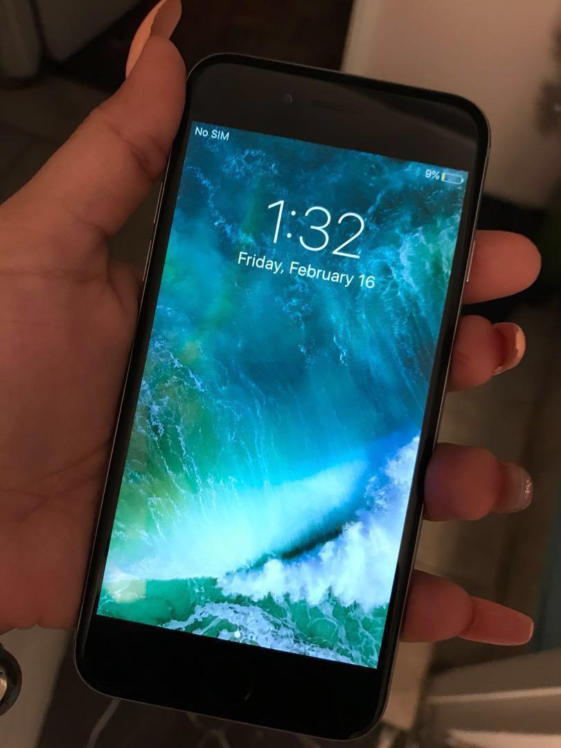 Unlocked Rogers iPhone 6/16GB