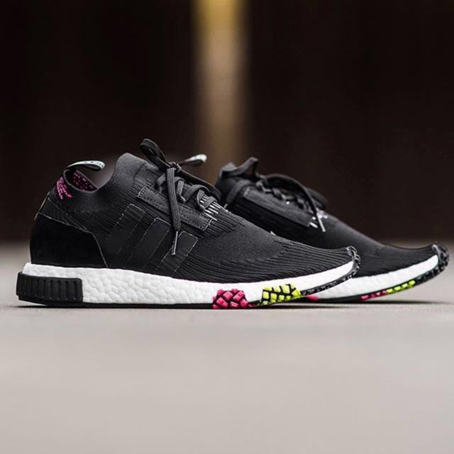 US 9 Adidas NMD Racer PK, Men's Fashion, Footwear on Carousell
