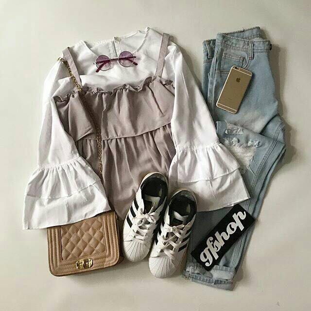 Victoria Set Warna Mocca