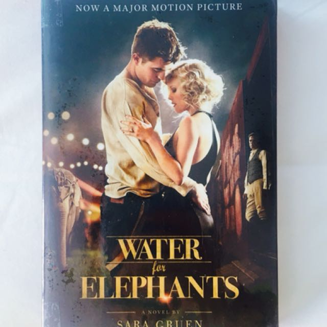 Water For Elephants 🐘