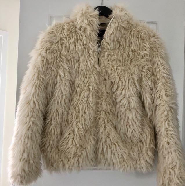 Wilfred Free Teddy Coat