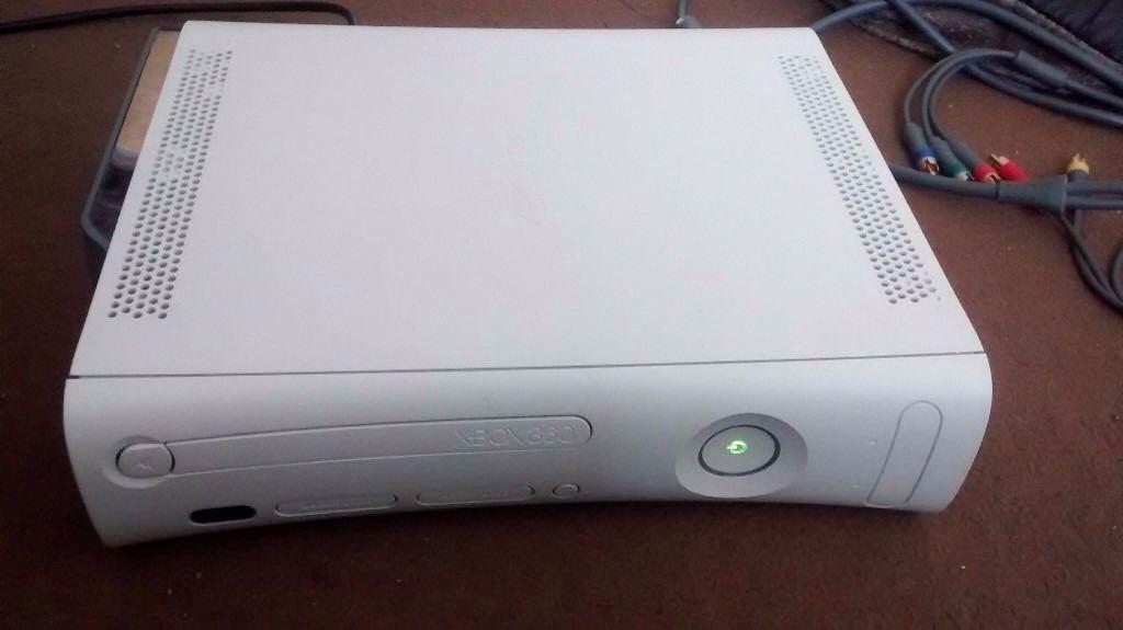 XBox 360 Arcade with 120GB add-on hard drive