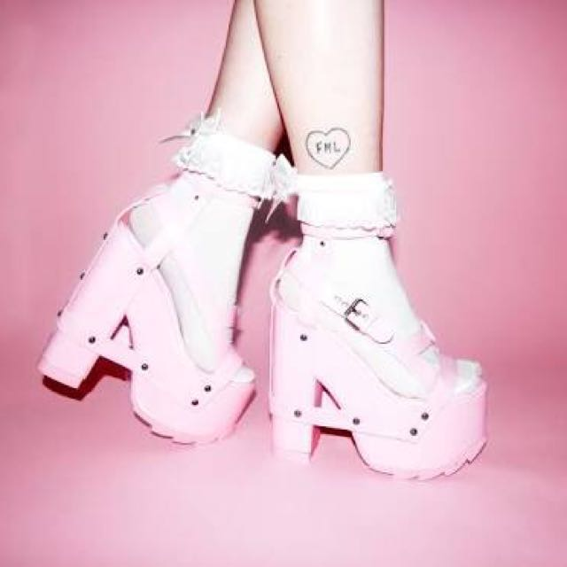 Yru nightcall heels
