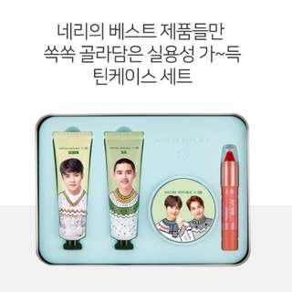 [Individual Set] EXO - Nature Republic Special Collection