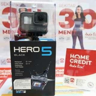 GOPro Apps HERO 5- 4K / 12MP (kredit)