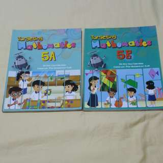 P5 Math Textbooks
