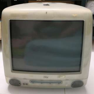 1st Gen Apple iMac DV Graphite.