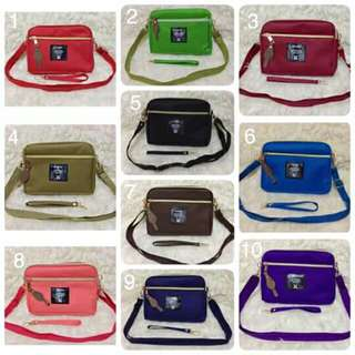 Dompet Anello 2 in 1 ,import