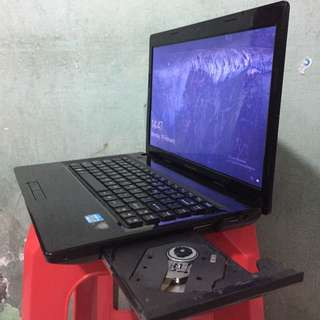 LAPTOP LENOVO G480 core i3-2328M 14inch MURAH MERIAH NORMAL