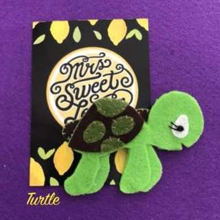 Hair Accessories by Mrs. Sweet Lemon - Animal Edition