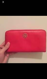 Tory Burch 銀包 wallet