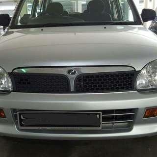 Perodua Kelisa SG