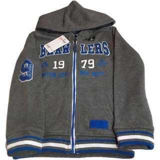 🍬 Branded Zip Hoodie For Boys