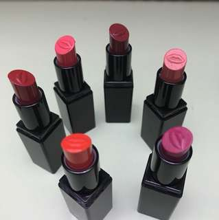 Lipsticks multiple Color set
