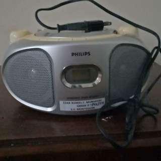 Phillips soung machine