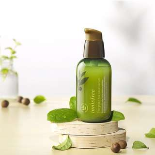 🌈Innisfree Green Tea Seed Serum 80ml