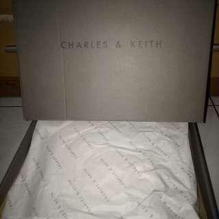 High heels Charles & Keith Original