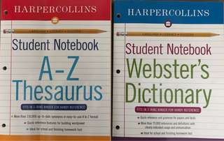 Dictionary and Thesaurus