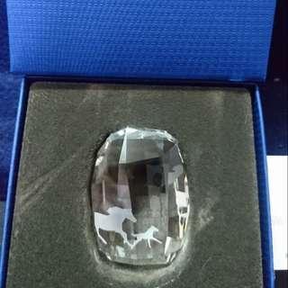 🚚 施華洛世奇水晶 馬到成功 會員專屬商品
