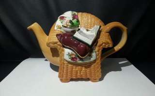 Royal Albert Novelty Teapot