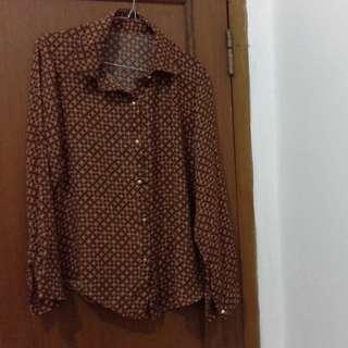 New blouse atau new kemeja kerja