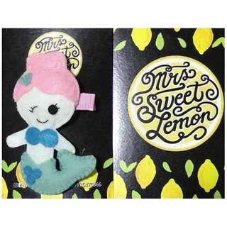 Hair Accessories by Mrs. Sweet Lemon - Mermaid Edition