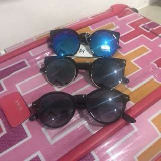 Kacamata murah 3pcs