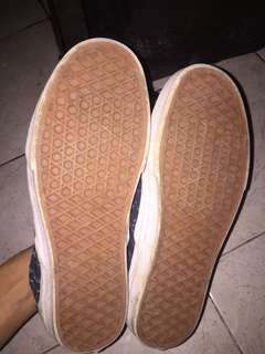 Vans slip on original size 40