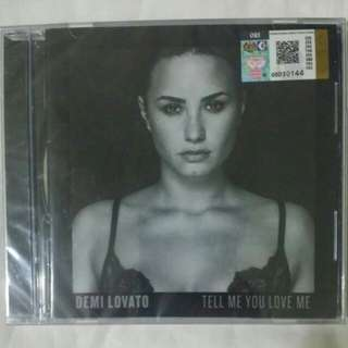 [Music Empire] Demi Lovato - Tell Me You Love Me CD Album