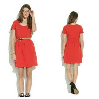 Madewell Bistro Dress