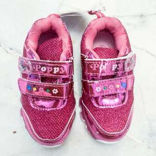 🆕 DREAMWORKS TROLLS GIRLS SHOES with LIGHT