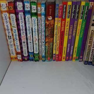 Childhood Storybooks