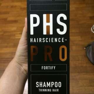 Phyto Fortify shampoo