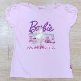 Barbie pink top