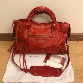 OEM balenciaga Giant city tote For Let Go!!