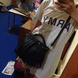 Detilll Fringe Bag Bohemian