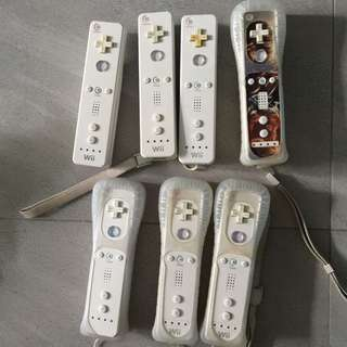 2nd hand wii remote controller each