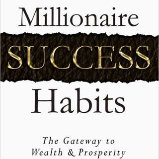 Millionaire Success Habits - Ebook (PDF)