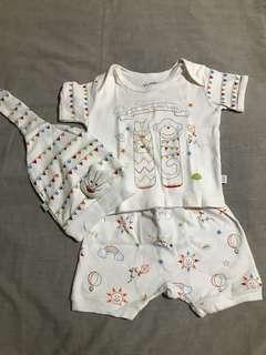 #ImlekHoki Ichigo Rabbit Short Pyjama Set