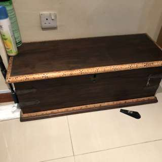 Wooden Chest for Sale