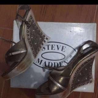 Sandal wedges Steve Madden size 38