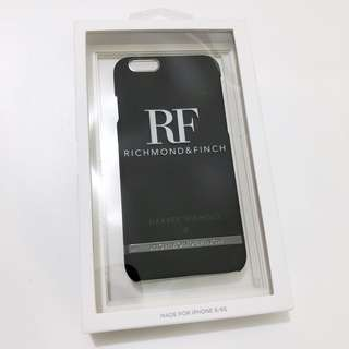 RF Richmond & Finch phone case iPhone 6 / 6s 手機殼